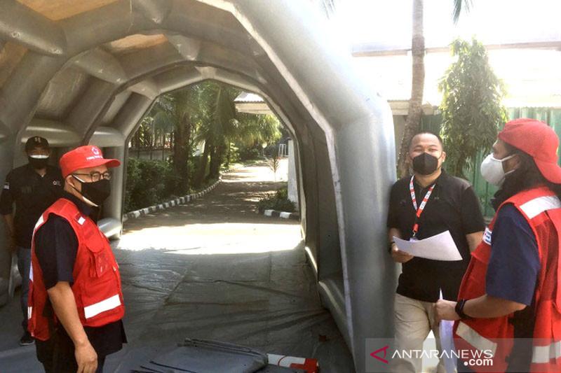 PMI bangun selter isolasi berbasis komunitas untuk DKI Jakarta