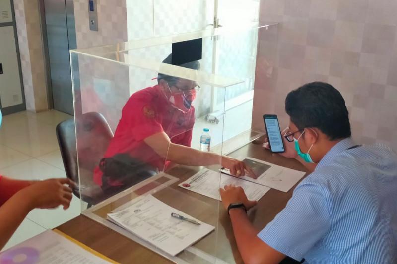 PDIP melaporkan perusakan sejumlah baliho Puan Maharani di Surabaya