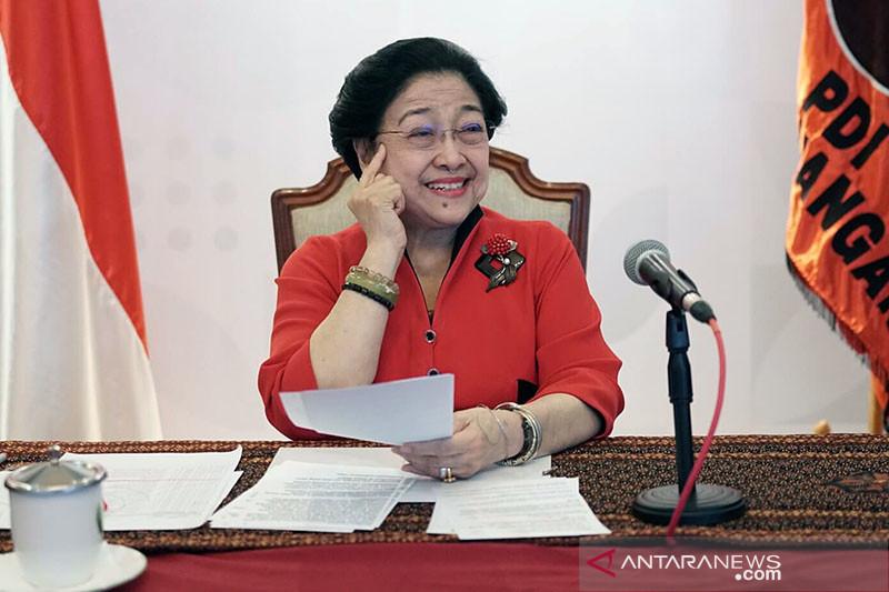 Megawati ajak kader PDIP renungkan Tragedi Kudatuli
