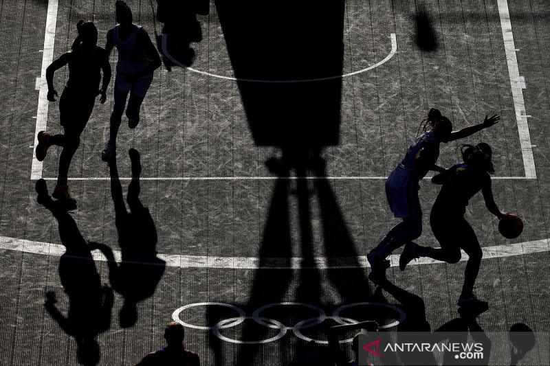 Bola basket 3x3 Olimpiade Tokyo 2020: Prancis vs Rumania