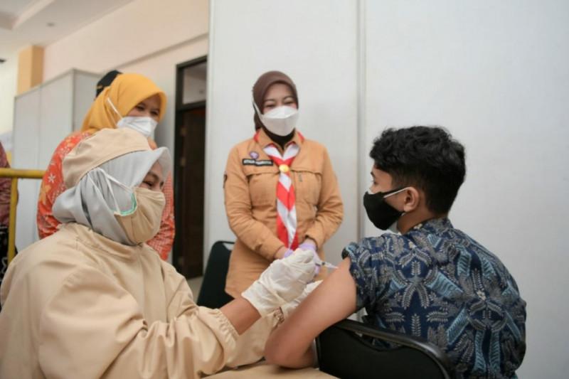 5,3 juta warga Jabar telah terima dosis pertama vaksin COVID-19