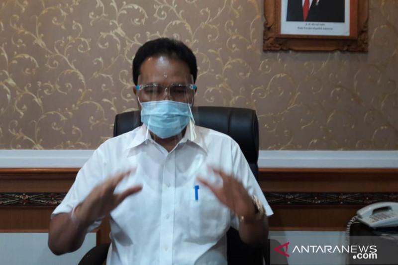 GTPP Denpasar sebutkan ada tambahan 556 orang terpapar COVID-19