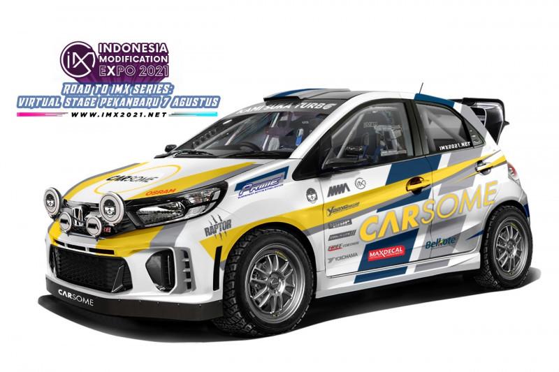 IMX 2021 bermitra dengan Carsome Indonesia