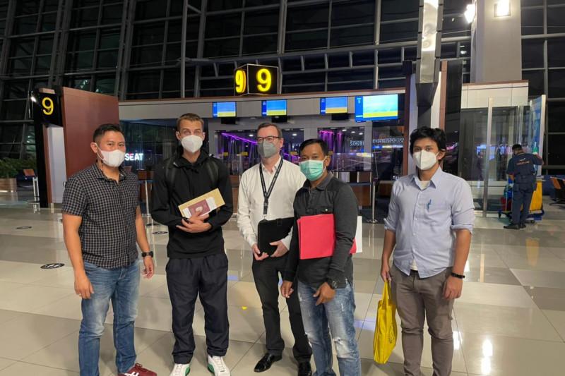 Imigrasi Bali mendeportasi WN asal Denmark karena langgar izin tinggal