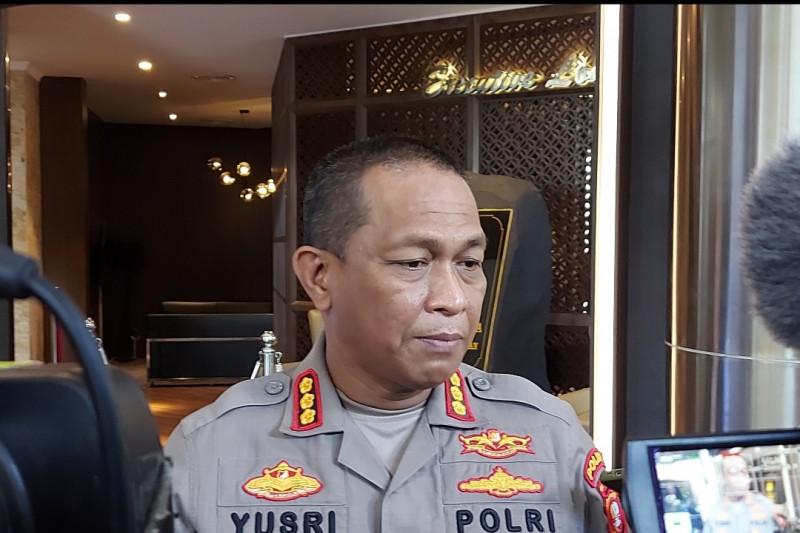 Polrestro Depok tangkap pembunuh anggota TNI di Cimanggis