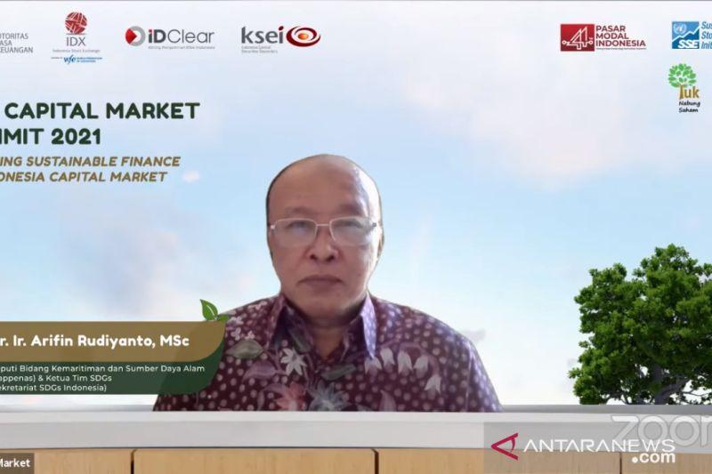 Bappenas targetkan ekonomi Indonesia tumbuh 6 persen usai COVID-19