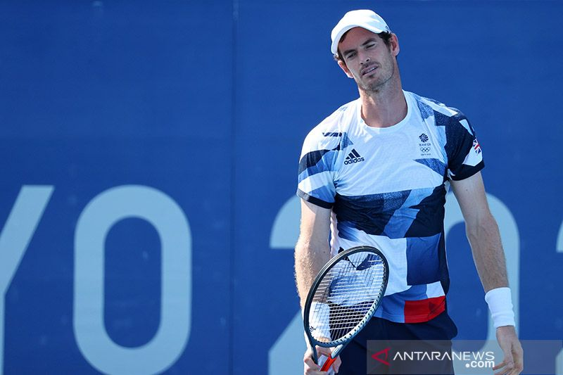 Ambisi emas Olimpiade ketiga Murray kandas di tangan wakil Kroasia