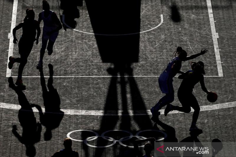 Hari ini Olimpiade Tokyo perebutkan 23 emas, termasuk 3x3 putra-putri