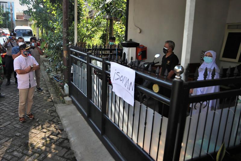 Wali Kota: Aksi solidaritas bantu warga isoman di Malang meningkat