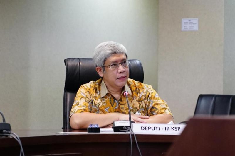 KSP pastikan program pemulihan ekonomi terus berjalan