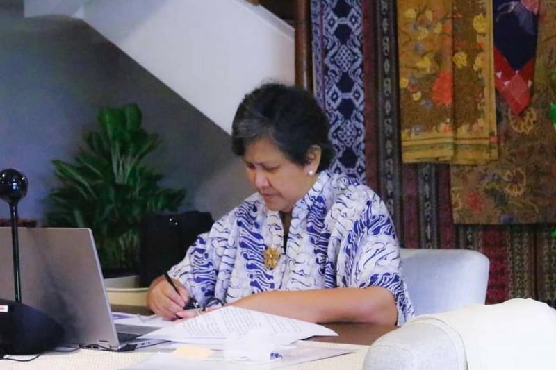 Wakil Ketua MPR ajak warga bangkitkan semangat juang lawan COVID-19