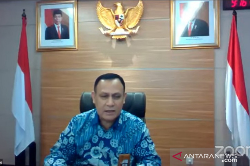 Ketua KPK: Pemerintah harus menjadi pelayan masyarakat
