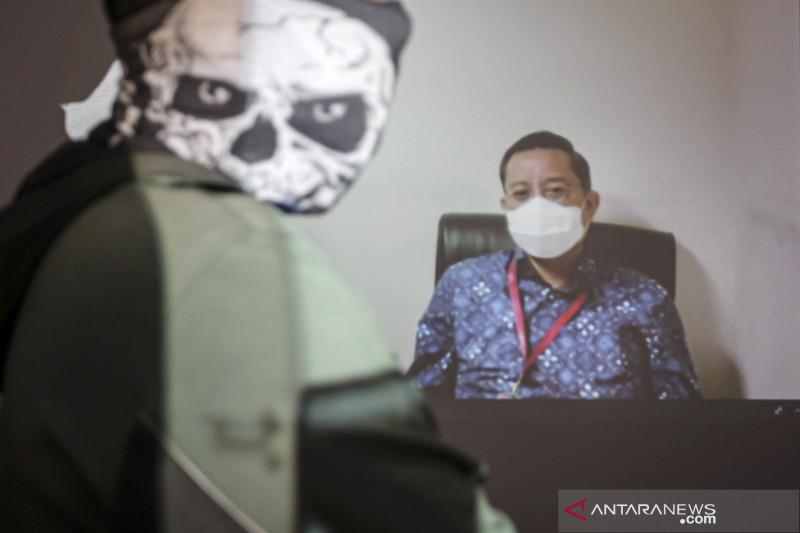 Juliari Batubara dituntut 11 tahun penjara dalam kasus korupsi Bansos COVID-19