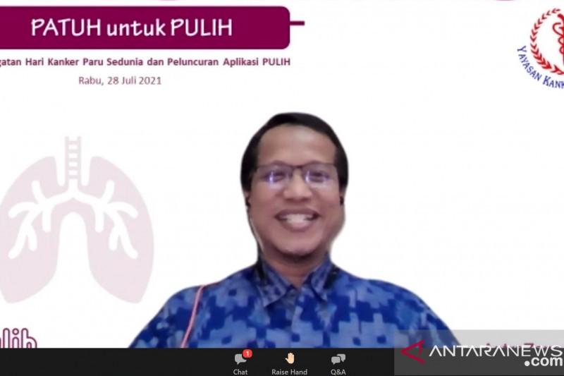 AstraZeneca Indonesia-YKI luncurkan PULIH bagi penyintas kanker paru