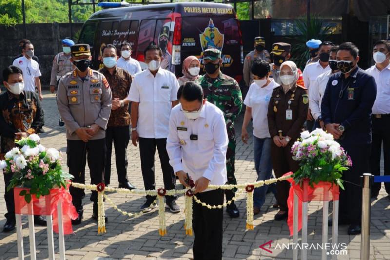 Kabupaten Bekasi alihkan Rp185 miliar untuk tangani COVID