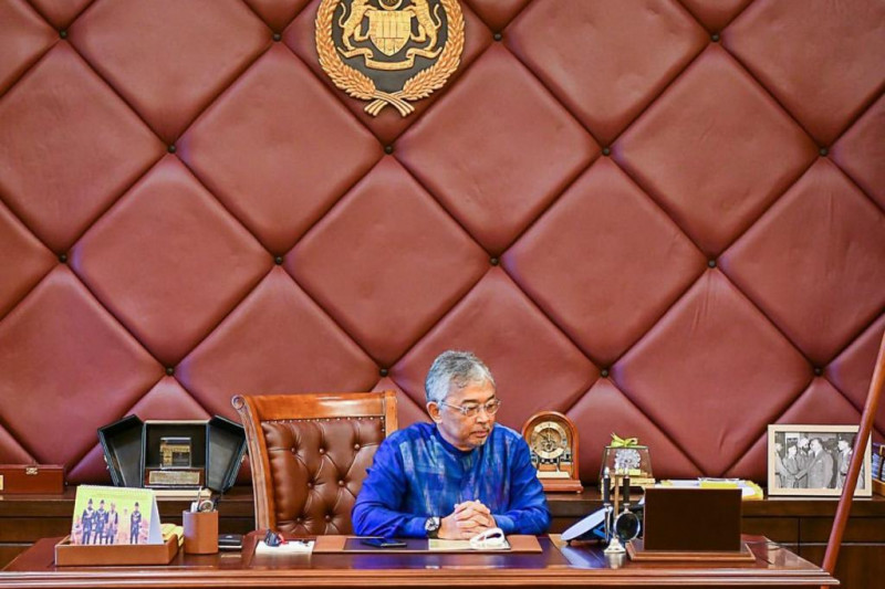 Raja Malaysia tolak pencabutan darurat oleh pemerintah
