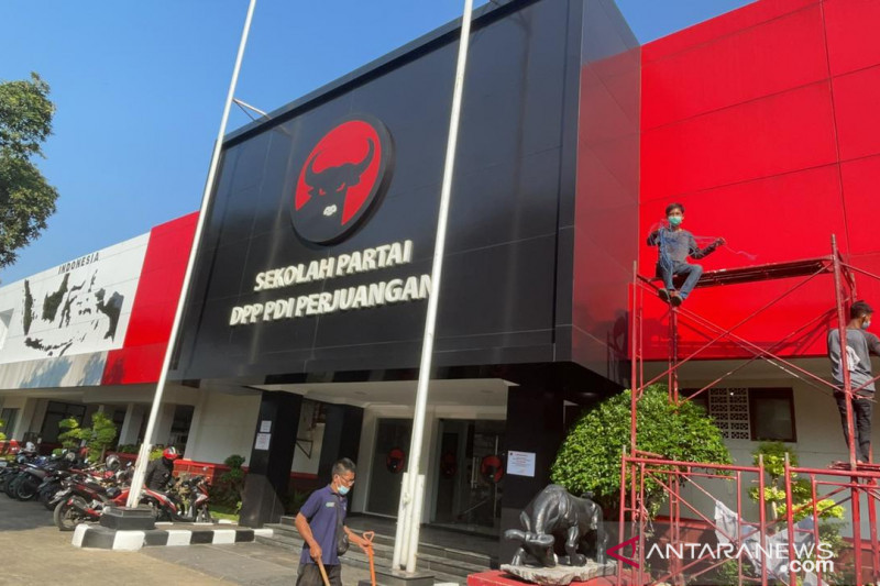 Kantor PDI Perjuangan di Lenteng Agung jadi gedung sekolah partai