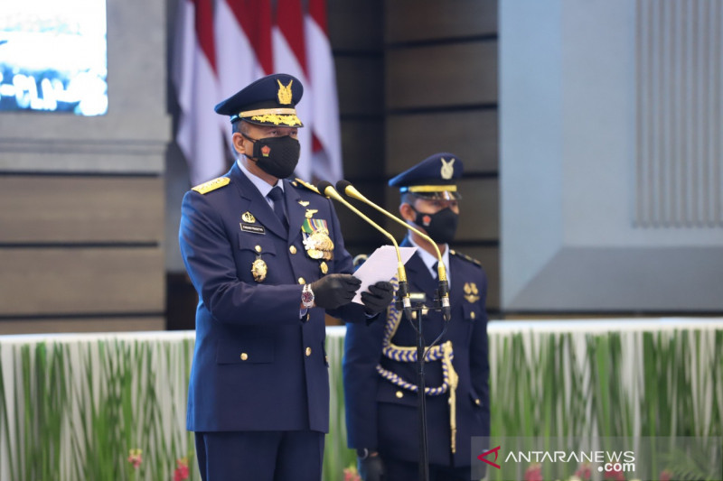 Kasau: Rela berkorban esensi peringatan Hari Bakti TNI AU