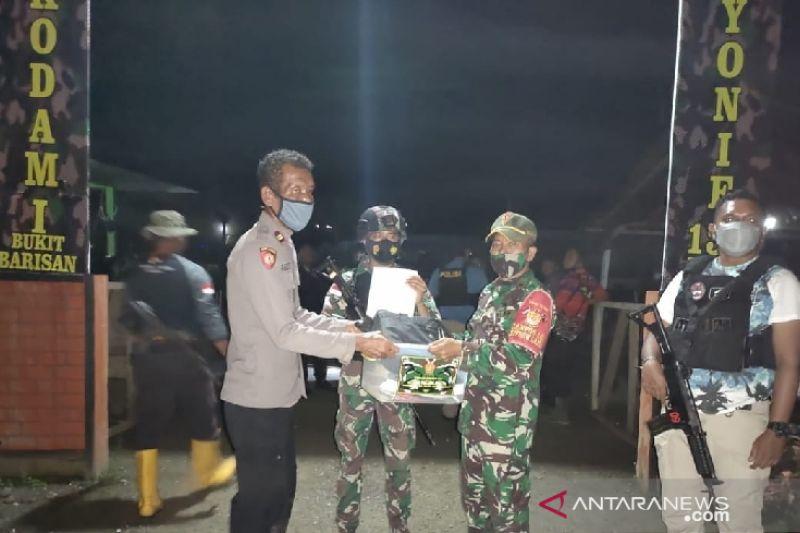 Satgas TNI tangkap enam orang terduga TPNPB/OPM di perbatasan RI-PNG