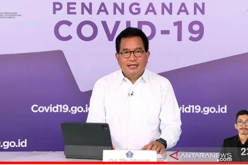 Satgas: PPKM wadahi kebijakan berbagai negara tanggulangi COVID-19