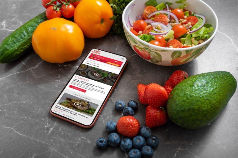 Konsultasi gizi keluarga kini bisa lewat Dapur Umami Tanya NutriExpert