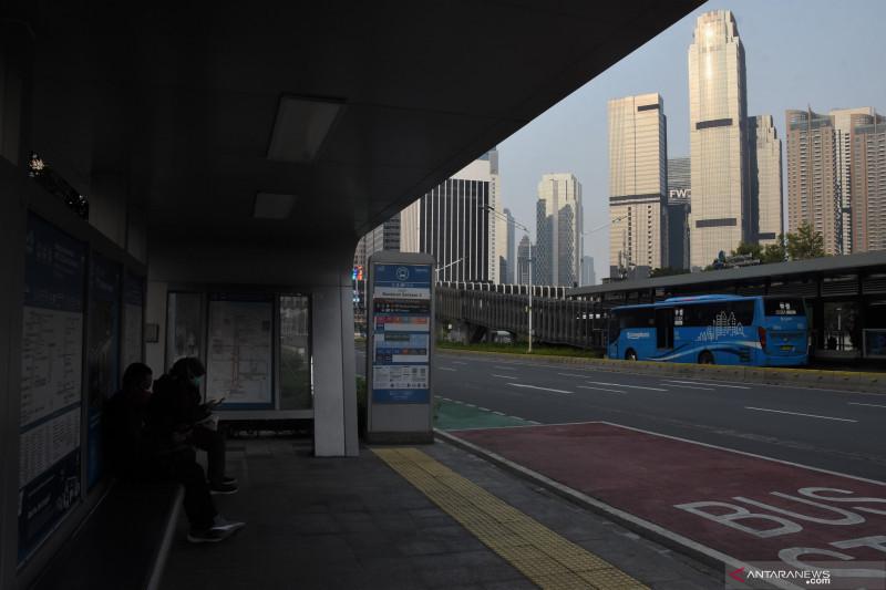 Sistem integrasi transportasi JakLingko pada 2022 setara negara maju