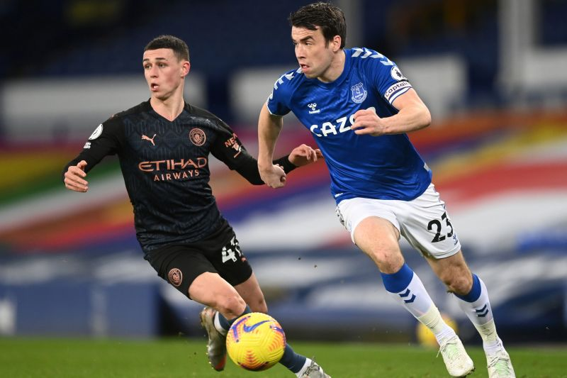 Kapten Everton Coleman perpanjang kontrak hingga 2023