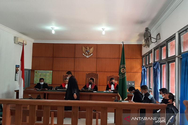 Delapan terdakwa narkoba dituntut hukuman mati
