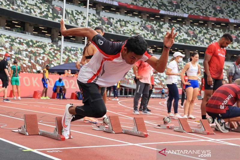 Jadwal Indonesia Olimpiade, Sabtu: Zohri beraksi, Greysia/Apriyani di semifinal