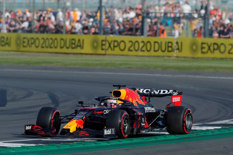 Red Bull tes kelayakan mesin