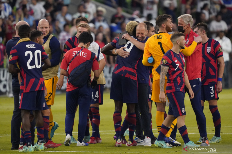 AS lolos ke final Piala Emas Concacaf setelah kalahkan Qatar 1-0
