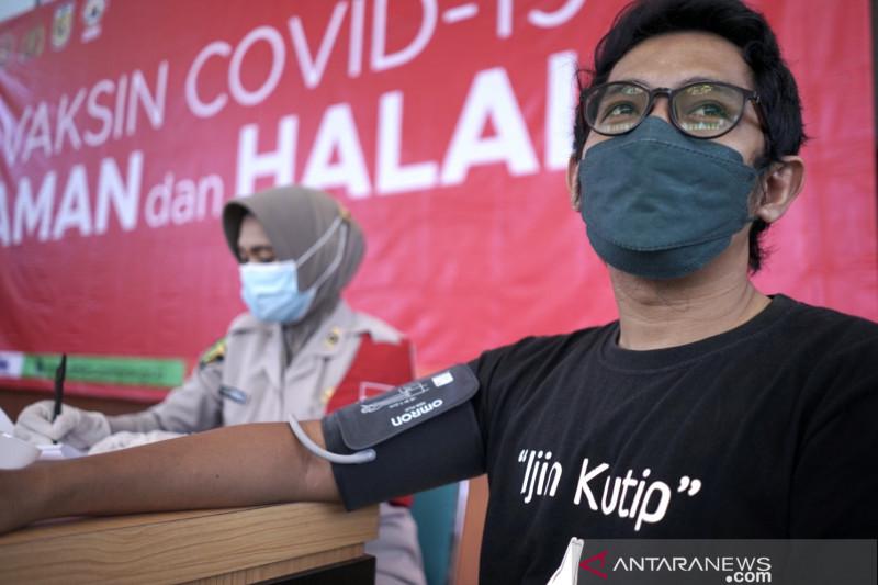 Aceh dapat tambahan 38.800 dosis vaksin Sinovac