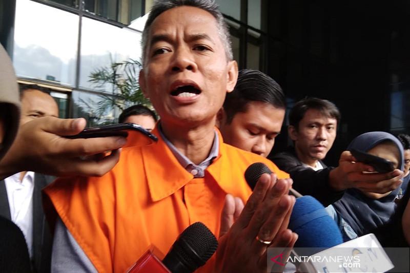 KPK setor uang rampasan ke kas negara dari perkara suap Wahyu Setiawan