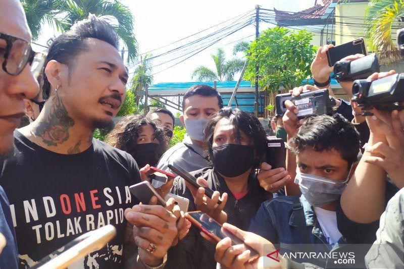 Polda Metro Jaya sita ponsel Jerinx terkait kasus dugaan pengancaman