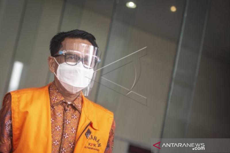 KPK telusuri aliran dana Yayasan Masjid Pucak di lahan NA