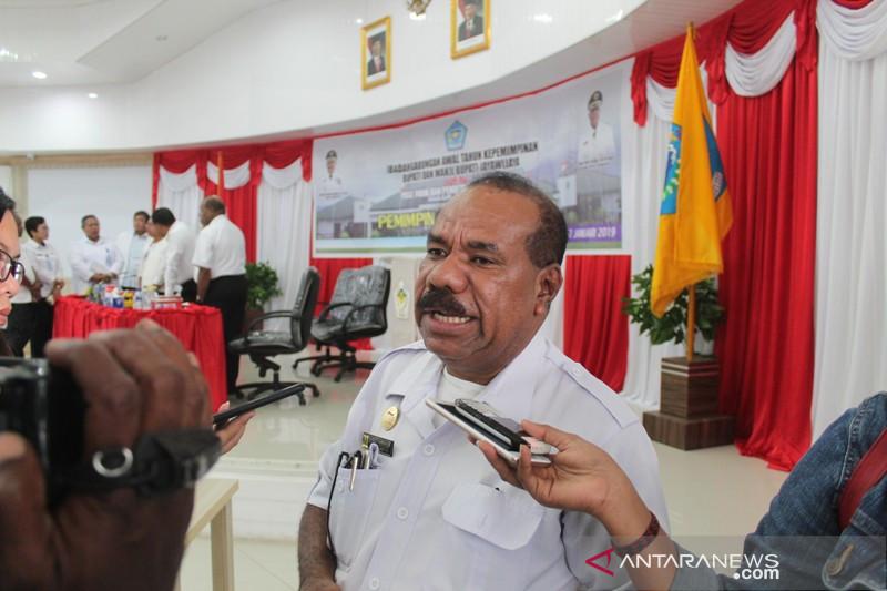 Vaksinasi di Jayawijaya jangkau 40 distrik, capaian belum 50 persen