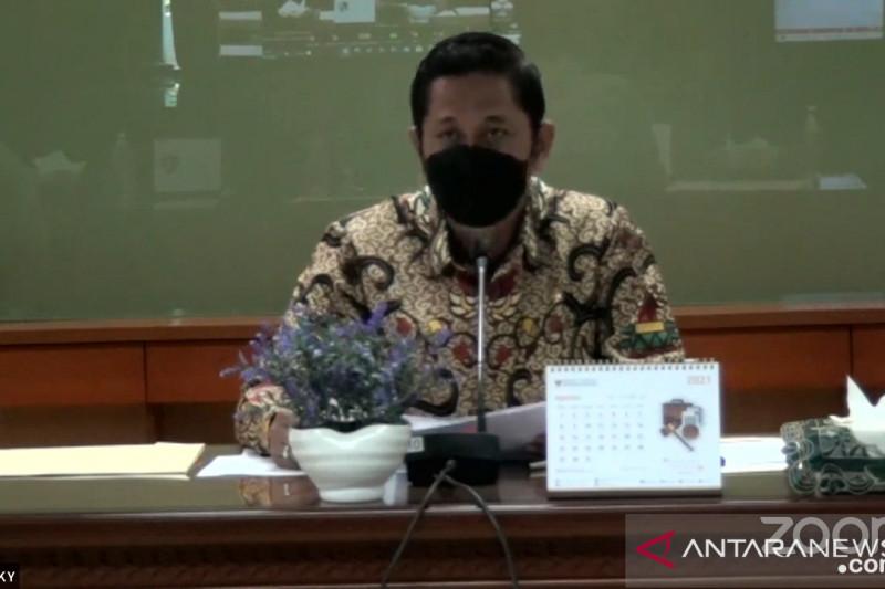 Pimpinan Komisi Yudisial serahkan 11 nama calon hakim agung ke DPR RI