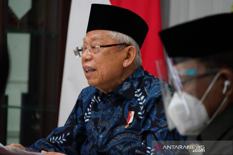 Wapres minta Bali tingkatkan 3T untuk turunkan kasus COVID-19
