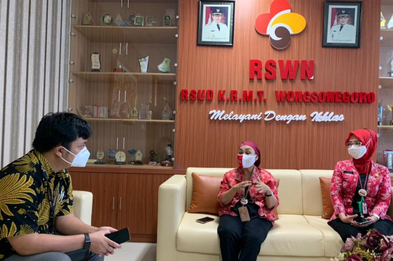 KSP : PPKM bantu turunkan jumlah pasien COVID-19 di Semarang