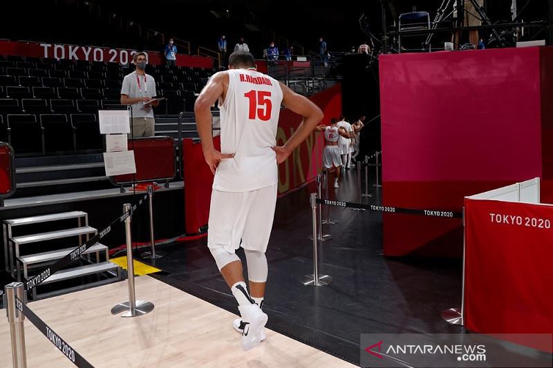 Basket putra Iran yang pertama tinggalkan Tokyo, disusul Nigeria