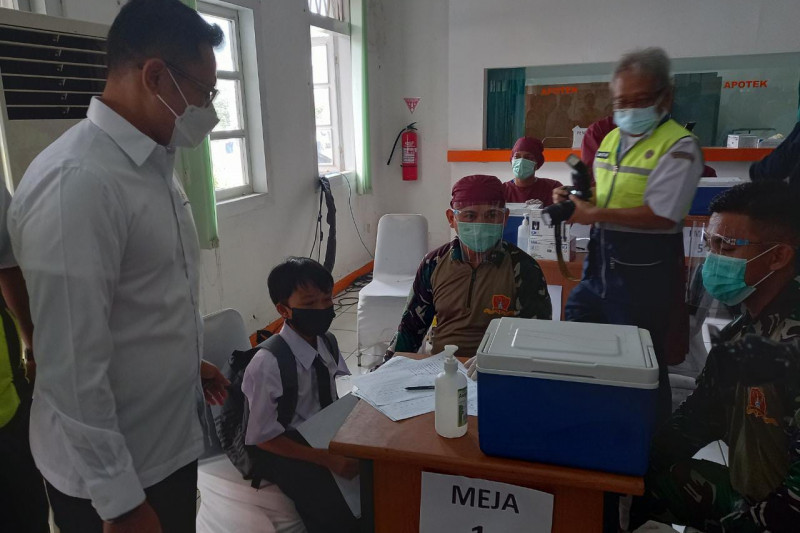 INACA apresiasi Kemenhub-TNI AU buka gerai vaksin di Curug