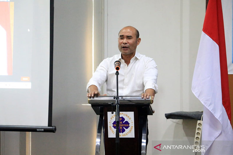 Gubernur NTT minta PHRI gandeng UMKM pasarkan produk lokal