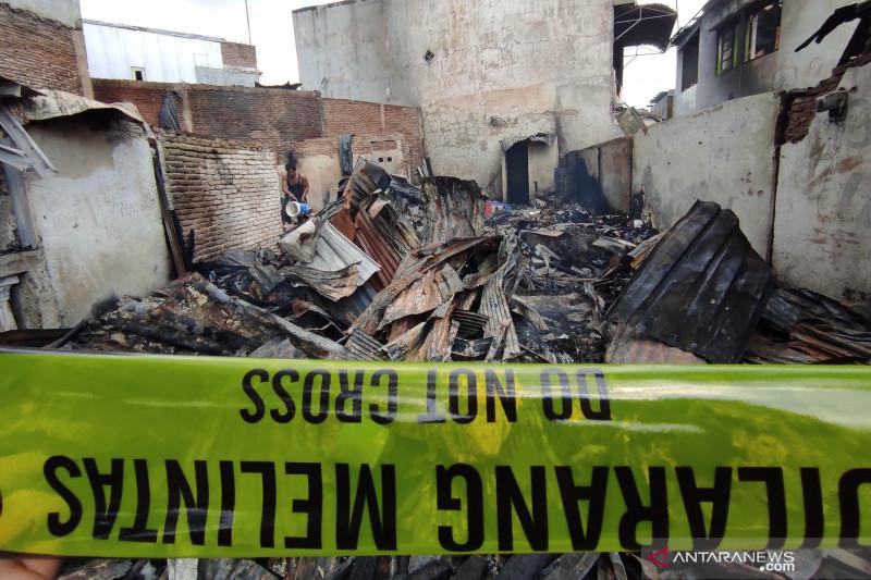 Damkar Makassar sebut 115 rumah terbakar hingga medio 2021