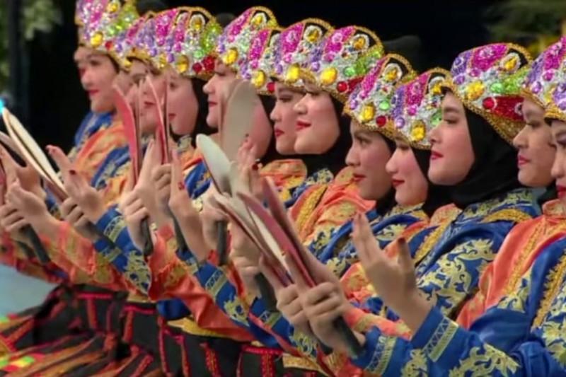 KCI beri sertifikat UNESCO pada anak berbakat dalam promosi budaya
