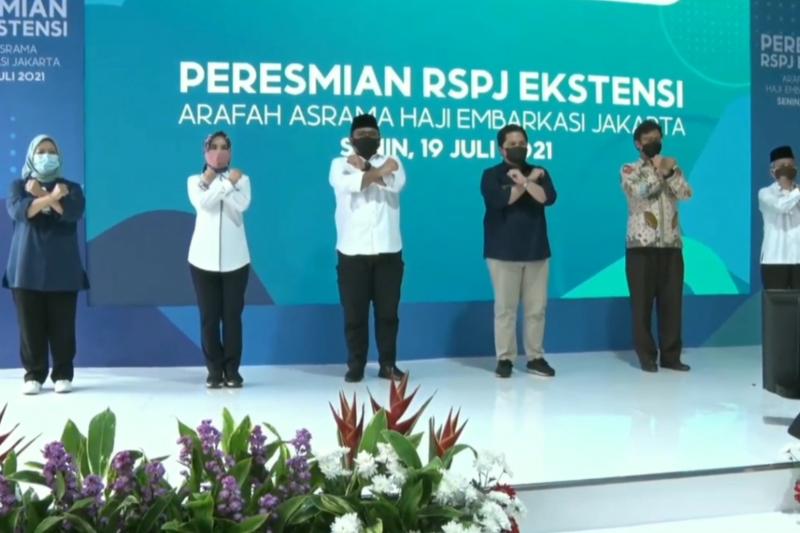 RS Pertamina Jaya resmi jadi RS rujukan COVID-19