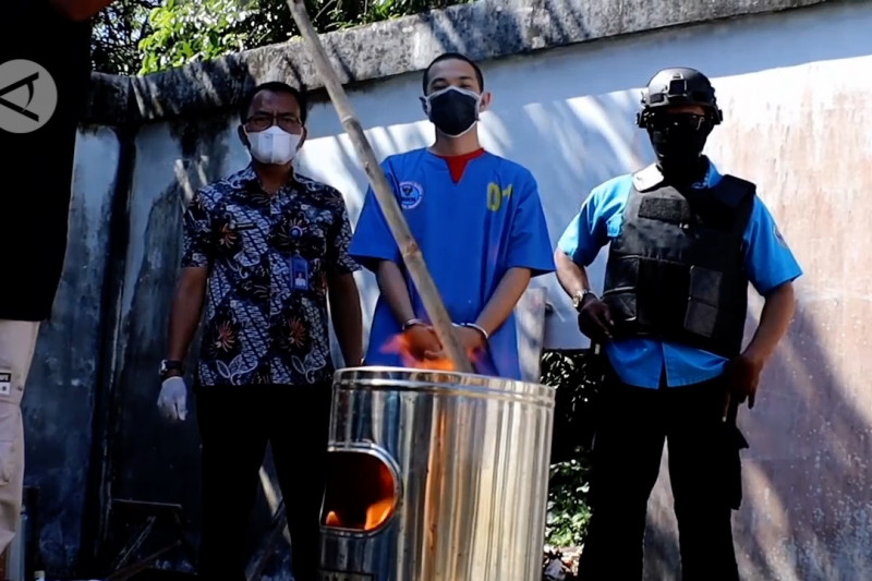BNNP Kalbar bongkar sindikat narkotika jaringan Medan