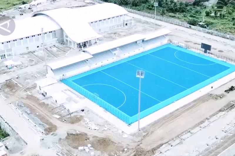 Dispora Papua sebut pembangunan lokasi pertandingan PON capai 100 persen