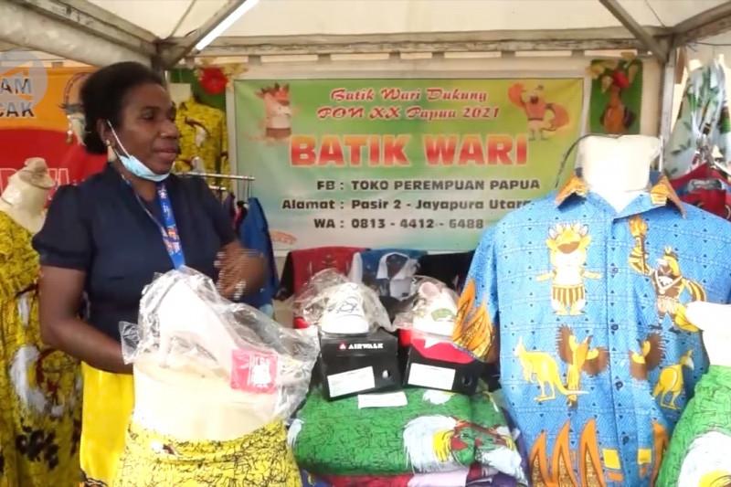 Kadin Papua dorong UMKM siapkan suvenir PON XX