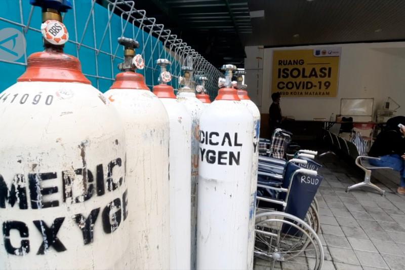 Logistik obat & oksigen NTB aman hingga tiga bulan