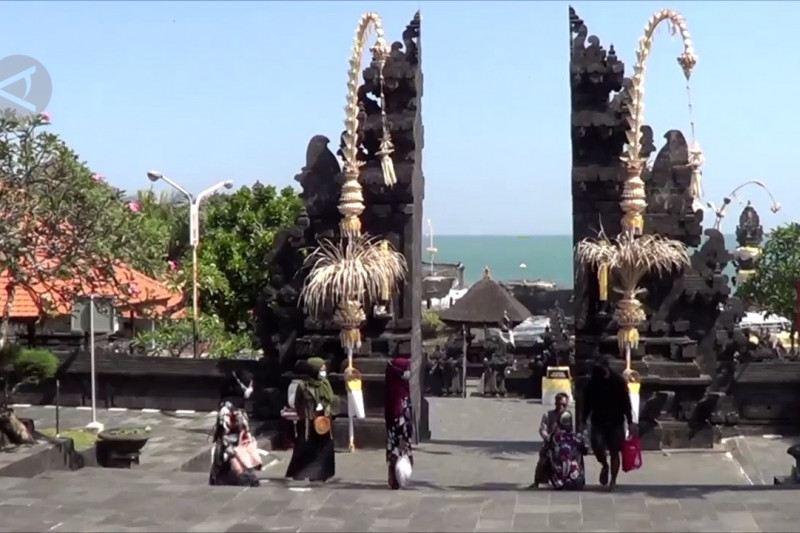 Pemerintah tunda WFB dan wisata vaksin di Bali